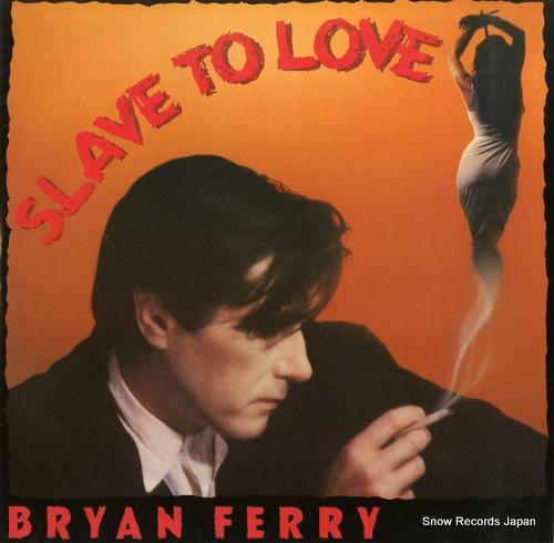 ブライアン・フェリー slave to love