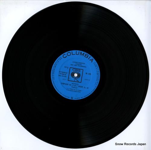 BERNSTEIN, LEONARD beethoven; pastoral symphony no.6 in f major, op.68 OS-320 - disc