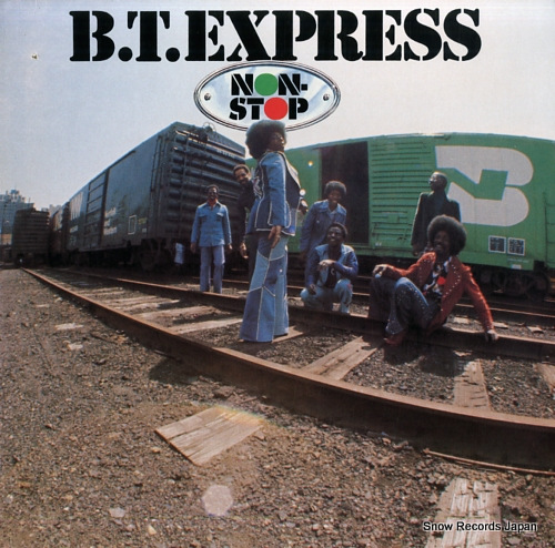 B.T. EXPRESS non-stop RS41001 - front cover