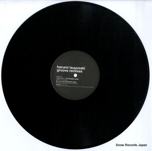 TSUYUZAKI, HARUMI groove remixes DIVA-002 - disc