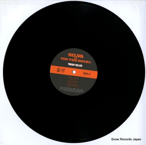 SILVA VS YOU THE ROCK virgin killer HGJB-9001 - disc