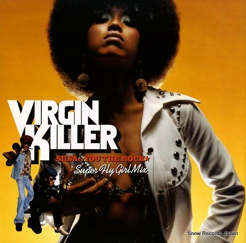 SILVA VS YOU THE ROCK virgin killer HGJB-9001 - front cover