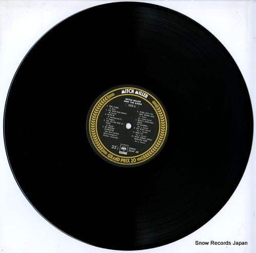 MILLER, MITCH grand prix 20 29AP48 - disc