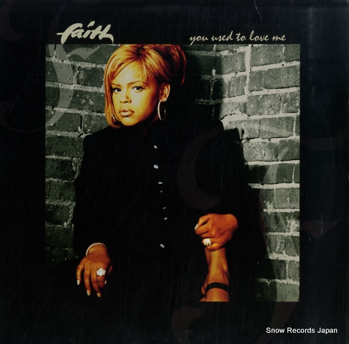 FAITH you used to love me 78612-79026-1 - front cover