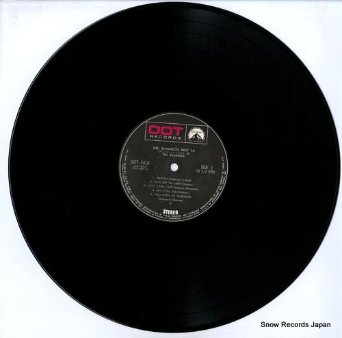 SHANNON, DEL del shannon best 10 SJET-5018 - disc