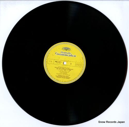 GULDA, FRIEDRICH mozart; piano concertos nr.25 & 27 MG1011 - disc