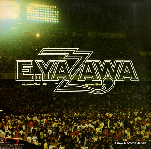 YAZAWA, EIKICHI live korakuen stadium 40AH645-6 - back cover