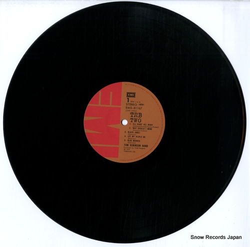 ROBINSON, TOM, BAND two EMS-81167 - disc