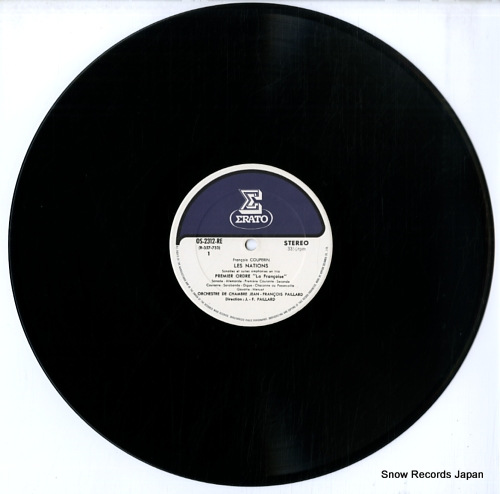 PAILLARD, JEAN-FRANCOIS couperin; les nations OS-2312-3-RE - disc