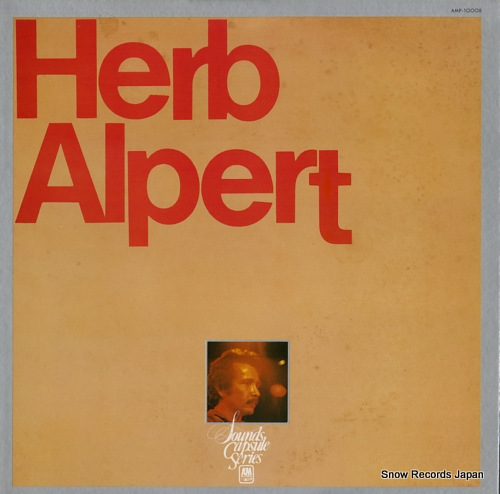 ALPERT, HERB sounds capsule herb alpert AMP-10008 - front cover