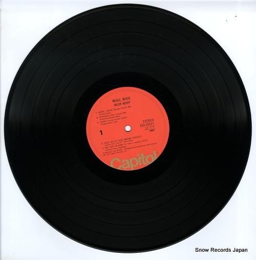 REDDY, HELEN music, music ECS-80621 - disc
