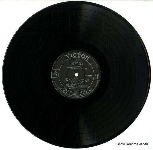 KANAZAWA, AKIKO wakai minyou tsugaru wo utau SJV-6098 - disc