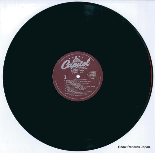 LADD, CHERYL cheryl ladd ECS-81099 - disc