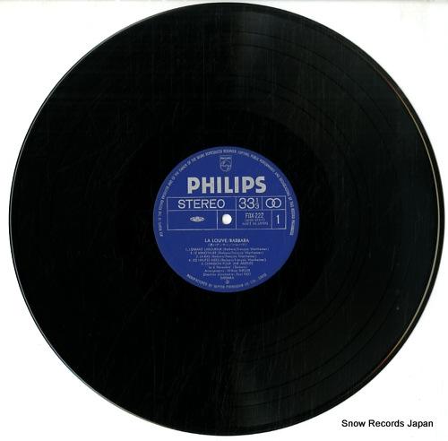 BARBARA la louve FDX-222 - disc