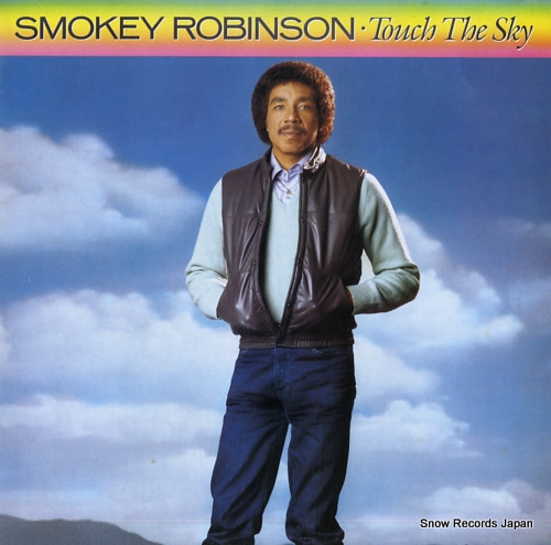 ROBINSON, SMOKEY touch the sky VIL-6026 - front cover