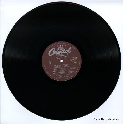 HOLLAND, AMY amy holland ECS-81360 - disc