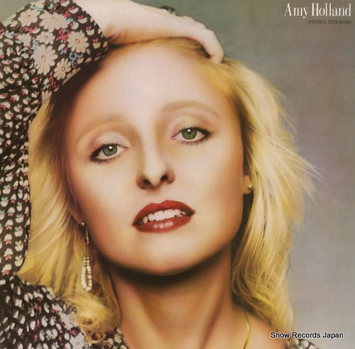HOLLAND, AMY amy holland ECS-81360 - front cover