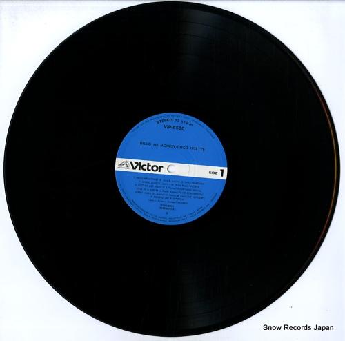 V/A hello mr. monkey / disco hits '78 VIP-6530 - disc