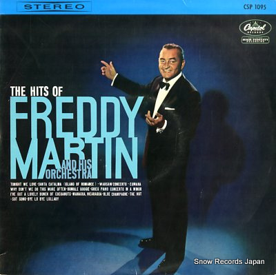 The Hits Of Freddy Martin And His Orchestra