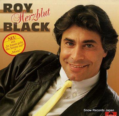 ロイ・ブラック herzblut 829015-1