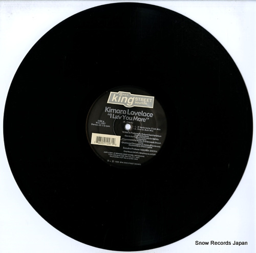 LOVELACE, KIMARA i luv you more KSS1097 - disc