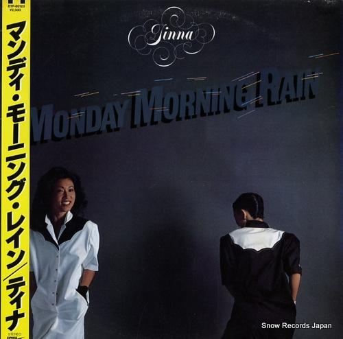 TINNA monday morning rain ETP-80123 - front cover