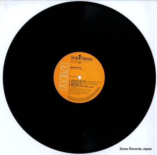 GRAND PRIX grand prix RPL-8049 - disc