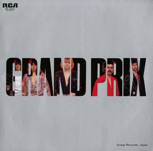 GRAND PRIX grand prix RPL-8049 - front cover