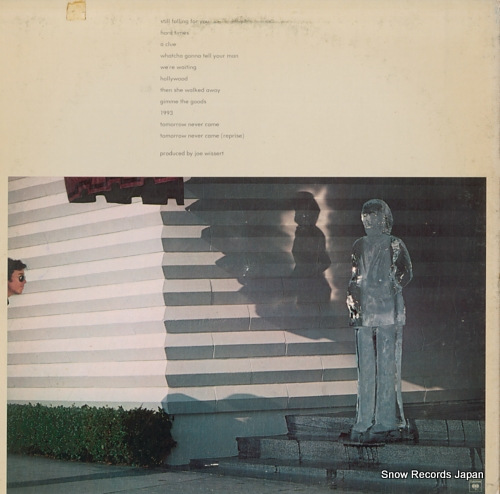 SCAGGS, BOZ down two then left JC34729 - back cover