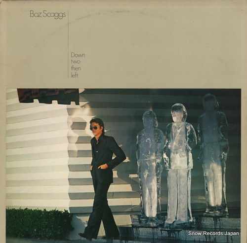 SCAGGS, BOZ down two then left JC34729 - front cover