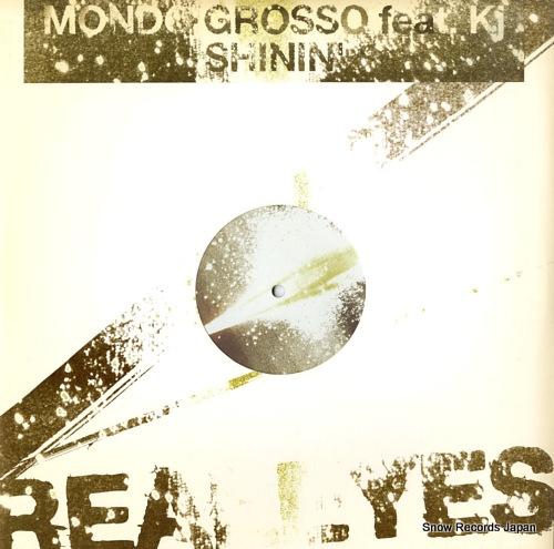 MONDO GROSSO shinin' AIJL5175 - front cover