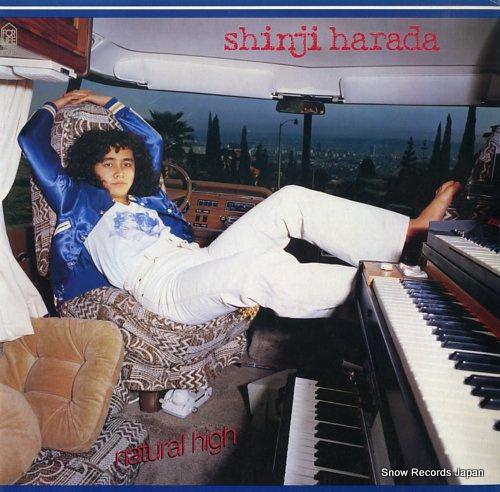 HARADA, SHINJI natural high FLL-5028 - front cover