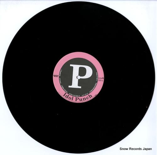 IDOL PUBCH idol music APJA-1 - disc