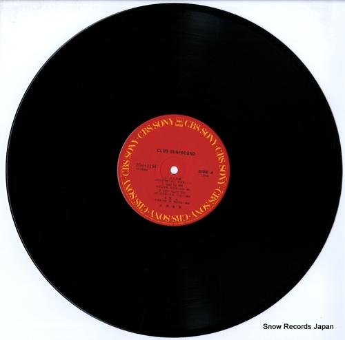 HAMADA, SHOGO club surfbound 20AH2194 - disc