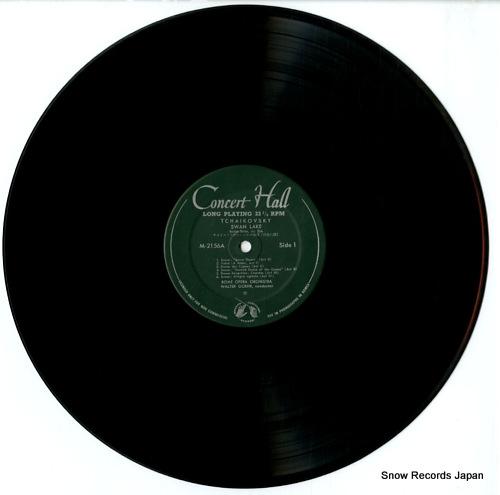 GOEHR, WALTER tchaikovsky; swan lake, the sleeping beauty M-2156 - disc