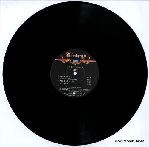 STEVENS, CAT numbers GP280 - disc