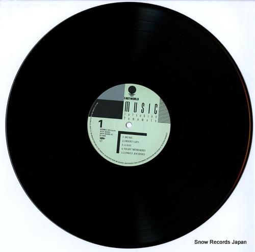 YAMAMOTO, TATSUHIKO music WTP-90282 - disc