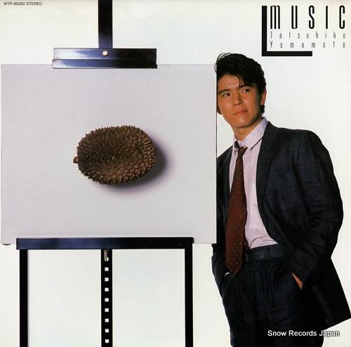 YAMAMOTO, TATSUHIKO music WTP-90282 - front cover
