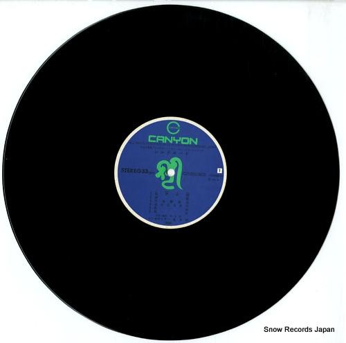KITARO silk road C25R0038 - disc