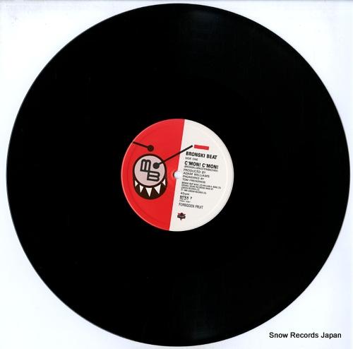 BRONSKI BEAT c'mon! c'mon! BITEX7 - disc