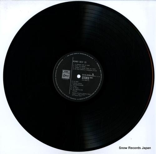 ADAMO best 20 EOS-90004 - disc