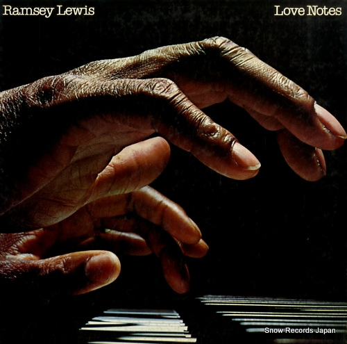 25AP576 - LEWIS, RAMSEY- love notes - ラムゼイ・ルイス - ラブ・ノウツ