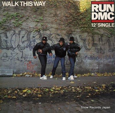 ラン・ディーエムシー walk this way PRO-7112