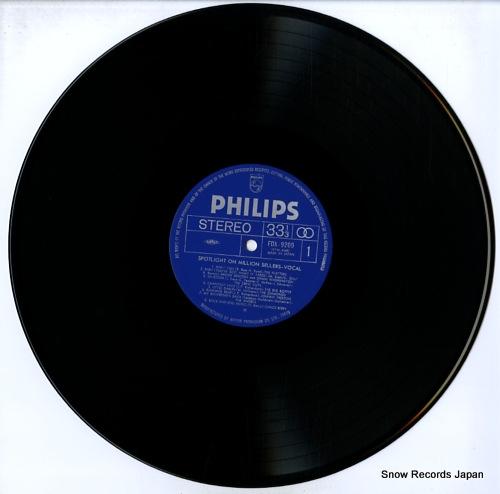 V/A spotlight on million sellers-vocal FDX-9209-9210 - disc