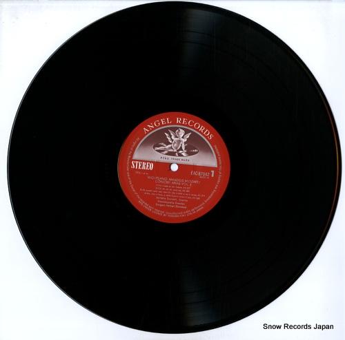 SCOVOTTI, JEANETTE mozart; concert arias vol.1 EAC-87042-44 - disc