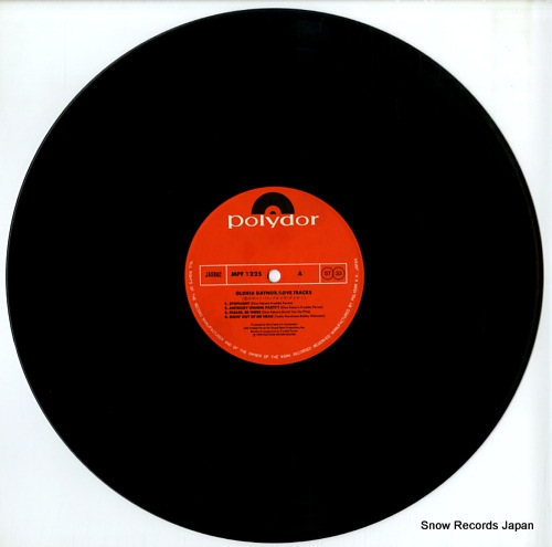 GAYNOR, GLORIA love tracks MPF1225 - disc