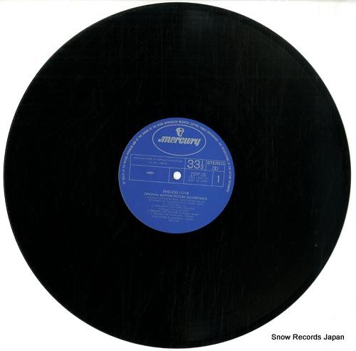 サウンドトラック エンドレス・ラブ 25PP-26