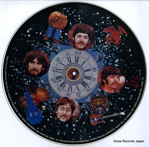 BEATLES, THE timeless ii UPS-352-V - disc