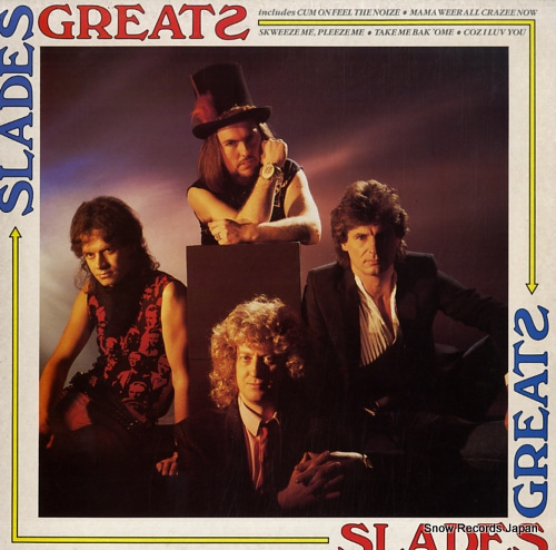 スレイド slades greats SLAD1