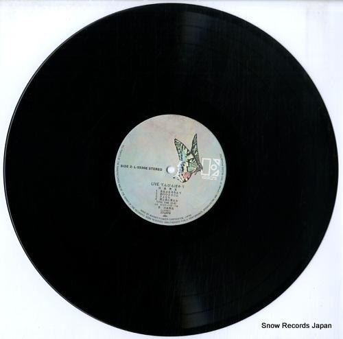 KAWASHIMA, EIGO live tenbin bakari L-5539-40E - disc